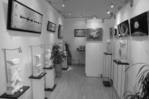 Moderne zeitgenössische Kunst in Berlin - Atelier - Alexander Hausdorf