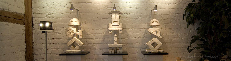 skulpturen zeitgen ssische kunst in berlin von alexander. Black Bedroom Furniture Sets. Home Design Ideas